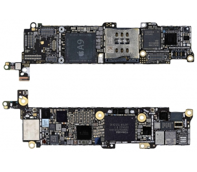 Motherboard for iPhone SE | 16GB | Without Home Button | Unlocked Apple - 2