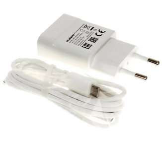 Huawei HW-059200EHQ Charger + Micro USB Cable - Color White