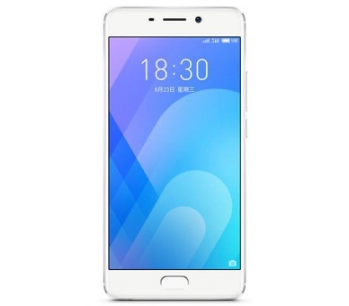 Meizu M6 | Silver | 32GB | Refurbished | Grade New Meizu - 3