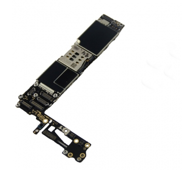 Motherboard for iPhone 6 A1586 16GB With Home Button | Color Silver Apple - 3