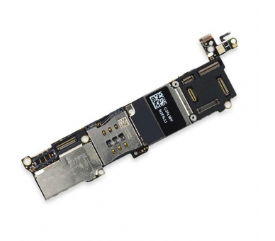 Motherboard for iPhone 5S 32GB With touch iD / Button Space Grey Unlocked Apple - 2