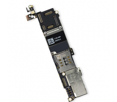 Motherboard for iPhone 5S 16GB With touch iD / Button Gold Unlocked Apple - 3