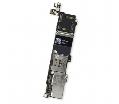 Motherboard for iPhone 5S 16GB With touch iD / Button Gold Unlocked Apple - 4