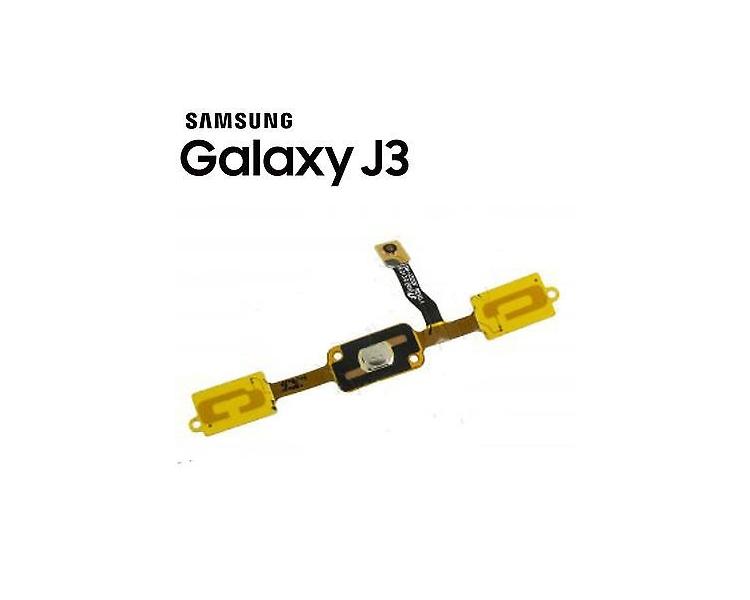 Flex Back and Menu Buttons for Samsung Galaxy J3 2016 Samsung - 1