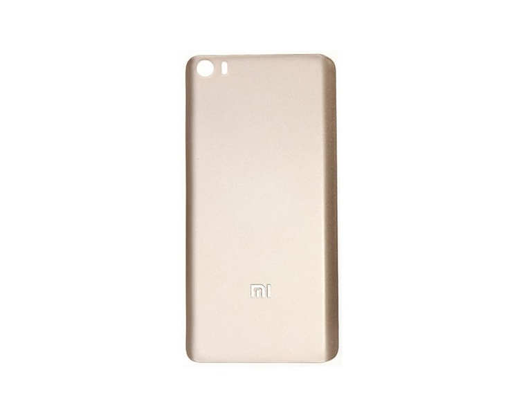 Back cover for Xiaomi Mi5   Color Gold ARREGLATELO - 1