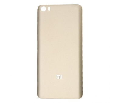 Back cover for Xiaomi Mi5   Color Gold ARREGLATELO - 3