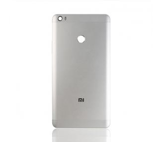 Origineel Achterklep Chassis voor Xiaomi Mi Max Zilver