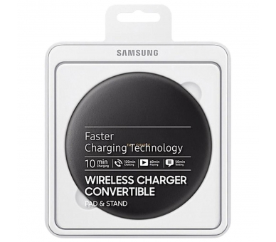 Samsung Fast Charge Wireless Charger Convertible For Galaxy S8 | Color Black Samsung - 1