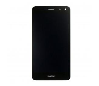 Display For Huawei Y6 2017, Color Black ARREGLATELO - 2
