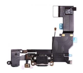 Charging Flex for iPhone Se | Color Black ARREGLATELO - 1
