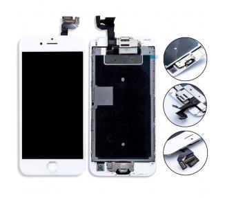 Pantalla Completa con Componentes para iPhone 6S Plus 6s+ Blanco Blanca ARREGLATELO - 2