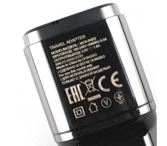 Cargador Micro USB Original LG MCS-04ED 1,8 A para G2 G3 G4 Flex Nexus K4 K7 LG - 2