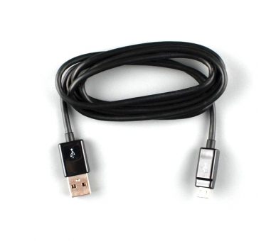 LG MCS-04ED Charger 1,8A + Micro USB Cable - Color Black LG - 6