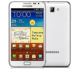 Samsung Galaxy Note GT-N7000 -16GB - Blanco Samsung - 1