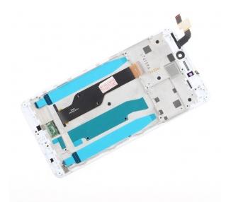 Pantalla Completa con Marco para Xiaomi Redmi Note 4X Blanco Blanca Xiaomi - 2