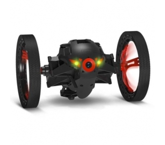 Parrot Jumping Sumo Wi-Fi Controlled Insectoid Robot With Camera (Black) UK POST