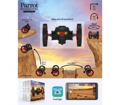 Dron Parrot Jumping Sumo Wi-Fi Robot Con Camara - 8