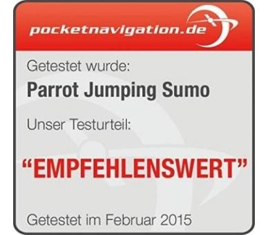 Dron Parrot Jumping Sumo Wi-Fi Robot Con Camara  - 9