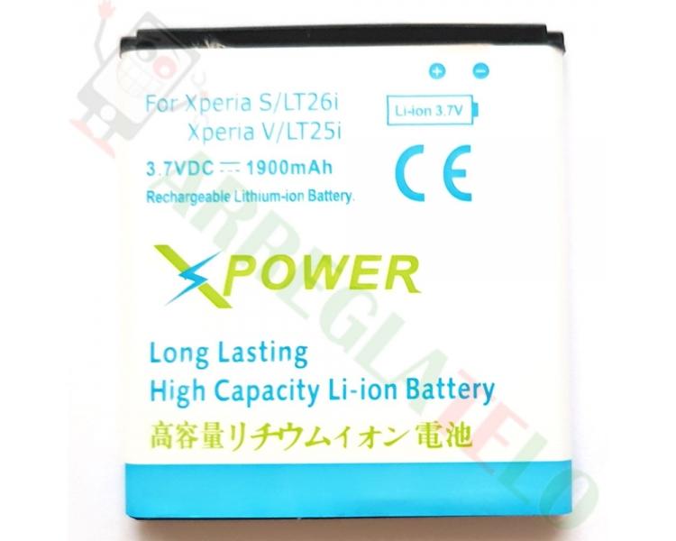 Bateria BA800 BA-800 PA Sony Xperia S LT26i ARC HD V LT25i ARC S HIGH CAPACITY