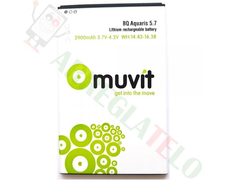 """Bateria Batteria Compatible para BQ Aquaris 5.7 5,7 5,7""""  5. 7 BQ - 1"""