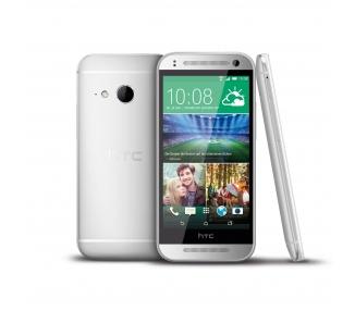 HTC One Mini   Silver   16GB   Refurbished   Grade A+