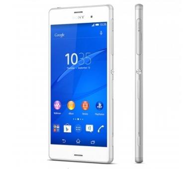Sony Xperia Z3 16GB D6603 Wit - Simlockvrij - A + Sony - 1