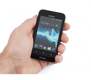 Sony Xperia Tipo Tapioca ST21 - GPS - Android - Zwart Sony - 4