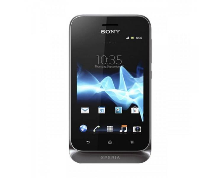 Sony Xperia Tipo Tapioca ST21 - GPS - Android - Zwart Sony - 1