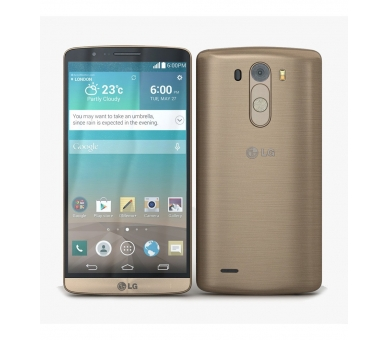 LG G3 D855 16GB Quad Core 13MP NFC GPS 4G Gold ORO LG - 1
