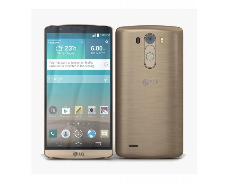 LG G3 D855 16 GB - Gold GOLD - Bezpłatnie - A +
