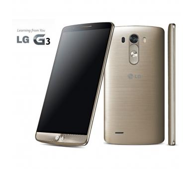 LG G3 D855 16GB - Dorado ORO - Libre - A+ LG - 3