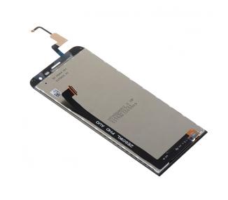 Pantalla Completa para Asus Zenfone 2 Laser ZE601KL Z011D FHD Negro Negra ARREGLATELO - 2