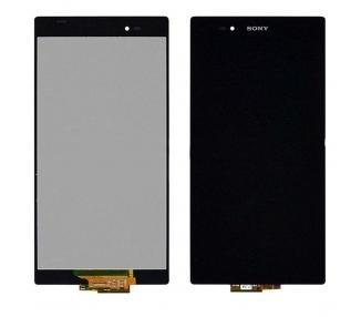 Pantalla Completa para Sony Xperia Z Ultra XL39H C6802 C6806 C6833 Negro Negra ARREGLATELO - 2