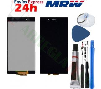 Pantalla Completa para Sony Xperia Z Ultra XL39H C6802 C6806 C6833 Negro Negra ARREGLATELO - 1