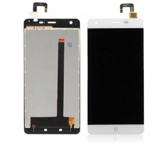Pantalla Completa para Ulefone Power Blanco Blanca ARREGLATELO - 2