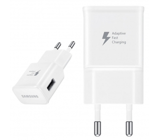 Samsung EP-TA20EWE Fast Charger - Color White