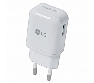 LG MCS-H05ED Fast Charger - Color White