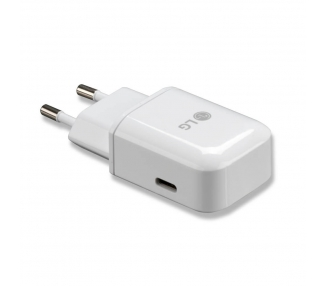 LG TAU-310 MCS-N04ER Charger - Color White