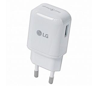 Cargador Original LG MCS-H05ED Carga Rapida para V30 G6 G5 V20 Nexus 5X LG - 2