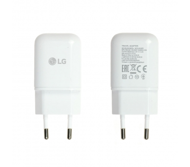 LG TAU-310 MCS-N04ER Charger - Color White LG - 3