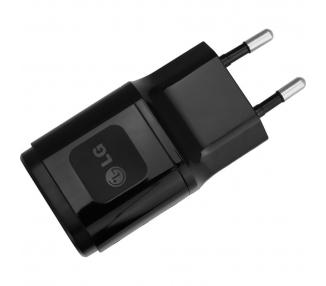 Caricabatteria originale LG MCS-04ED per G2 G3 G4 G6 G5 Flex Nexus K4 K7