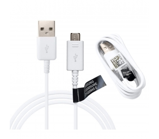 Cable Micro USB Original Samsung para Galaxy A3 A5 J3 J5 J7 S7 S6 S5 S4 S3 Note 2 3 4