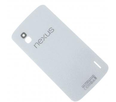 Achterste Batterij Behuizing Cover Originele Antenne voor LG Google NEXUS 4 E960 Wit LG - 3