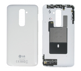 Back cover for LG G2 | Color White