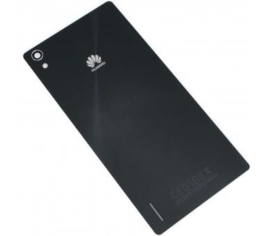 Tapa Trasera Original para Huawei Ascend P7 Negro Negra Huawei - 1