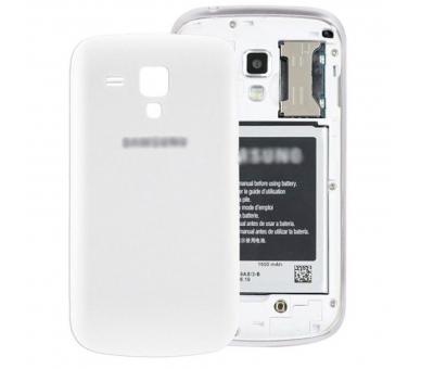 Back cover for Samsung Galaxy Trend   Color White ARREGLATELO - 1