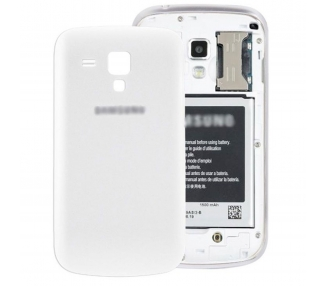 Back cover for Samsung Galaxy Trend | Color White