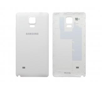 Obudowa tylna do telefonu Samsung Galaxy Note 4 Original White White