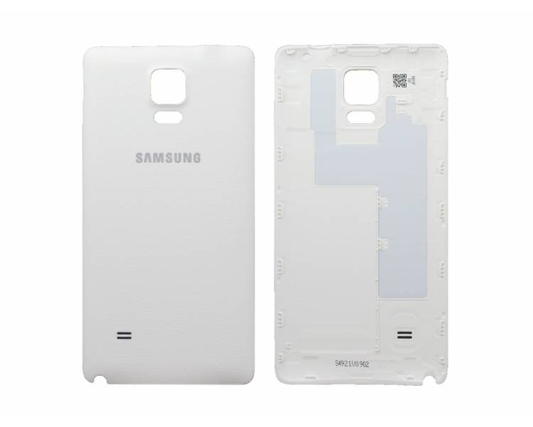 Back cover for Samsung Galaxy Note 4   Color White Samsung - 1