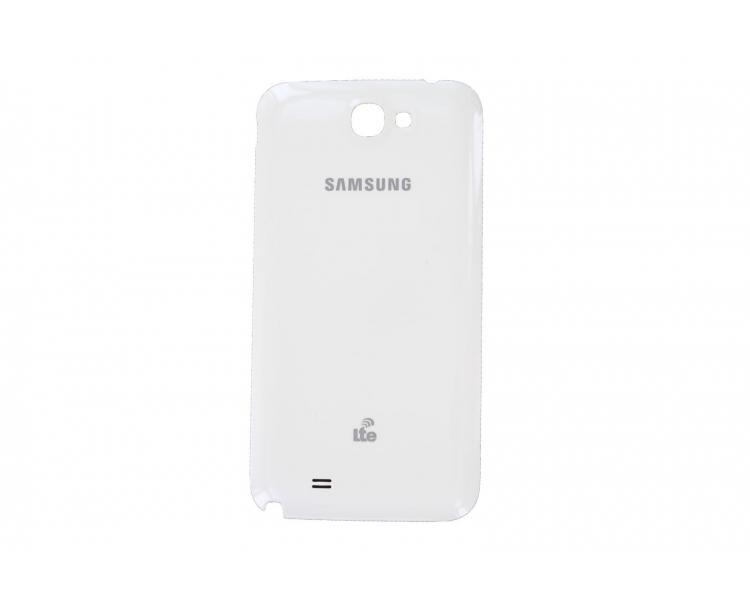 Originele Back Cover voor Samsung Galaxy Note 2 N7100 Wit Wit Samsung - 1